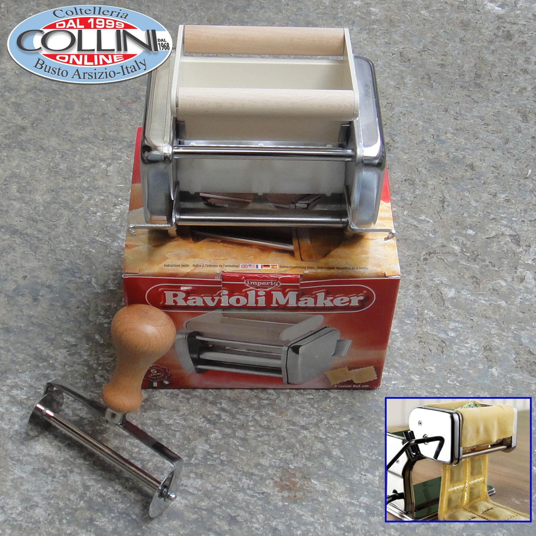 Imperia raviolimaker 5 x 5 cm appareil de cuisine for for Appareil cuisine